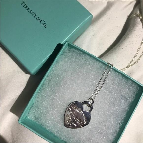 Jewelry - tiffany necklace